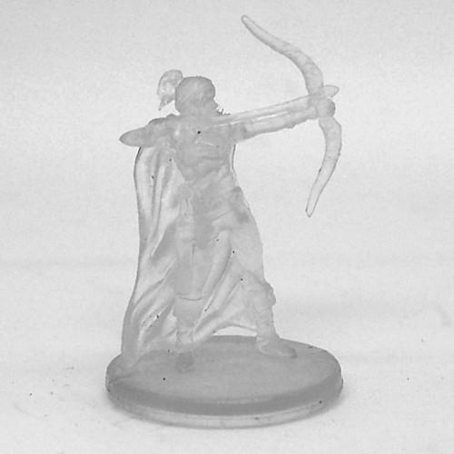 Tyranny of Dragons #048 Human Female Ranger (Invisible)