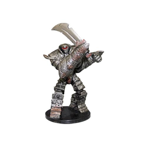 Underdark #25 Iron Golem (R)