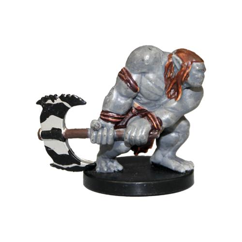 Underdark #49 Grimlock Barbarian (U)