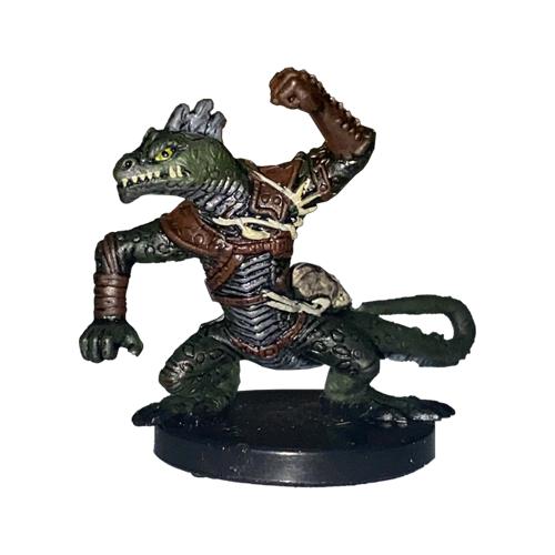 Underdark #59 Troglodyte Barbarian (C)