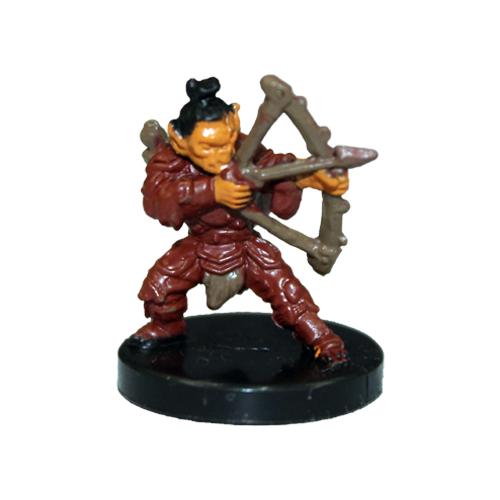 Unhallowed #40 Graypeak Goblin Archer (C)