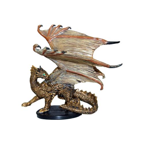 War Drums #07 Large Bronze Dragon (R)