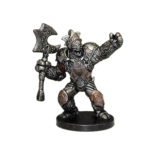 War Drums #12 Warforged Captain (U)