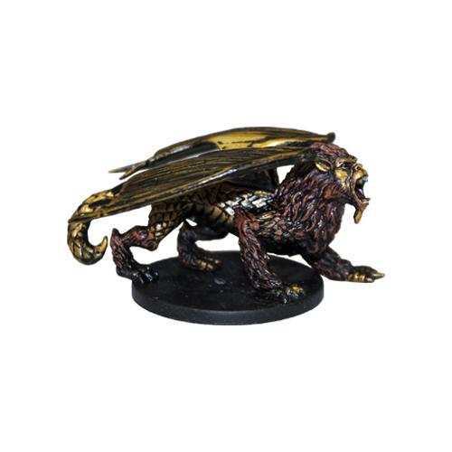War Drums #17 Dragonne (R)
