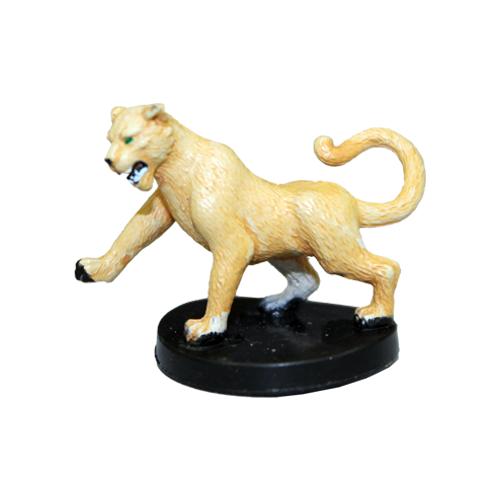 War Drums #19 Hunting Cougar (C)