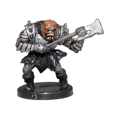 War Drums #52 Howling Orc (C)