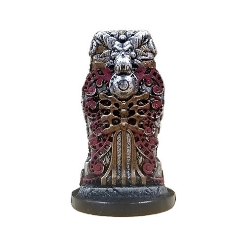 Demonweb #10 Deathgrasp Sarcophagus (U)