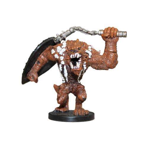 Demonweb #28 Gnoll Demon Adept (U)