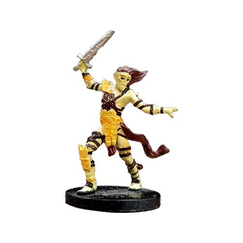 Dangerous Delves #18 Githyanki Warrior (R)