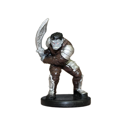 Dangerous Delves #32 Orc Terrorblade (C)