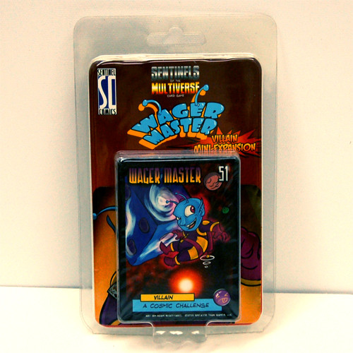 Sentinels of the Multiverse: Wager Master Mini Expansion