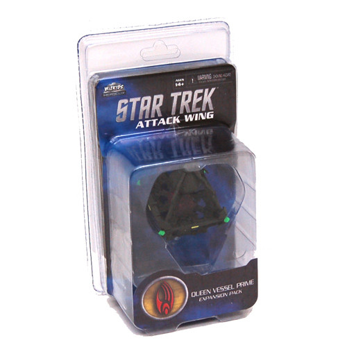 Star Trek: Attack Wing - Borg Queen Vessel Prime Expansion Pack