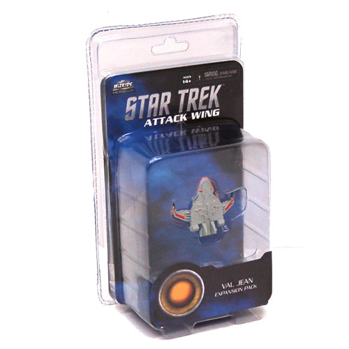 Star Trek: Attack Wing - Independent Val Jean Expansion Pack