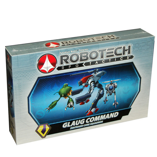 Robotech RPG Tactics: Zentraedi - Glaug Command (3)