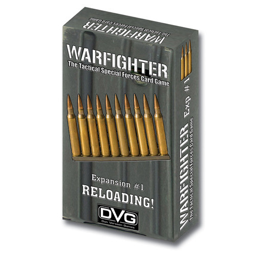 Warfighter: Expansion #1 Reloading