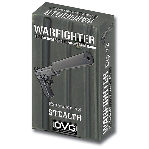 Warfighter: Expansion #2 Stealth