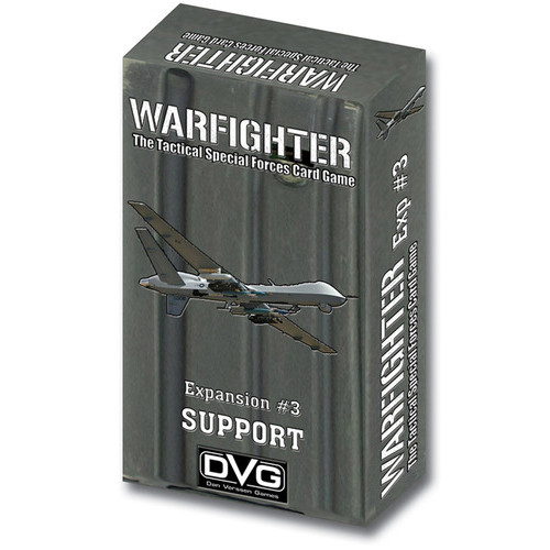 Warfighter: Expansion #3 Support