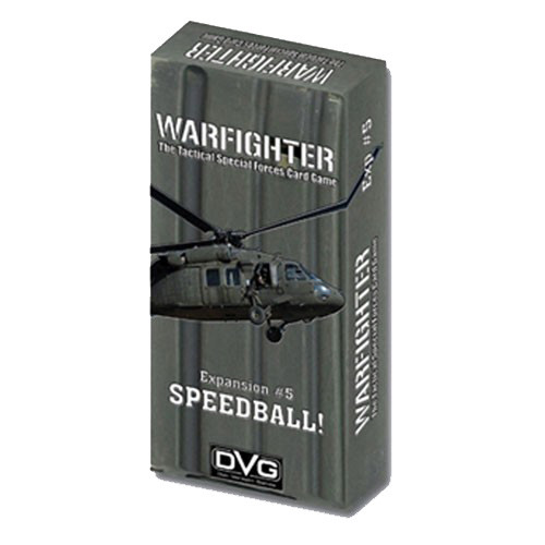 Warfighter: Expansion #5 Speedball