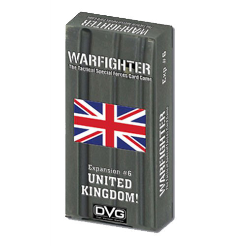 Warfighter: Expansion #6 United Kingdom