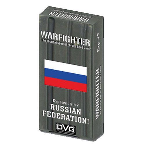 Warfighter: Expansion #7 Russian Federation