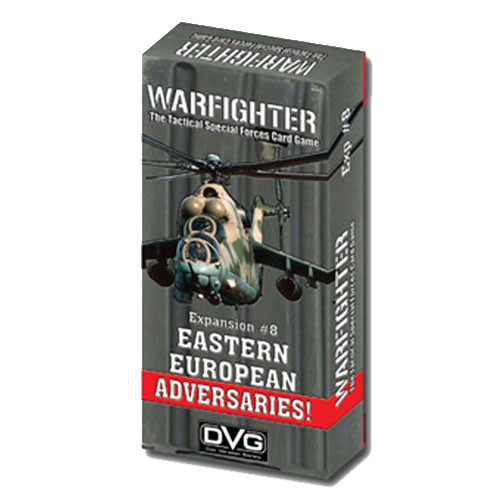Warfighter: Expansion #8 Eastern European Adversaries