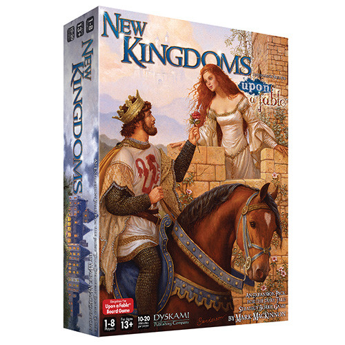 Upon a Fable: New Kingdoms Expansion