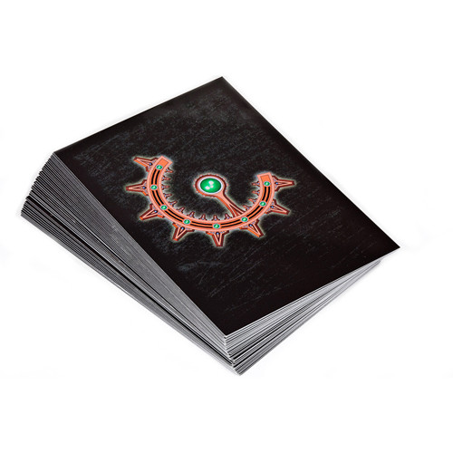 Dropzone Commander: Shaltari - Command Cards (40)