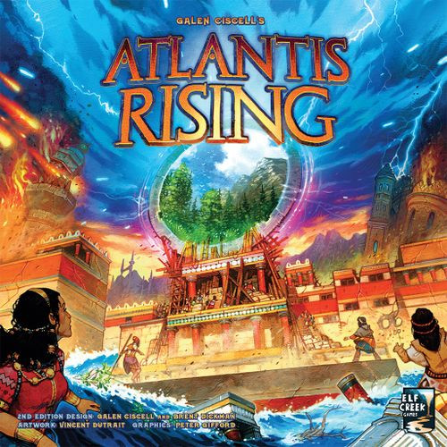 Atlantis Rising (2nd Edition)