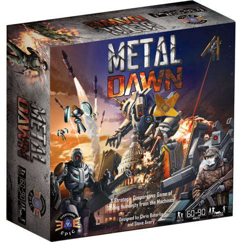 Metal Dawn: Deluxe Edition