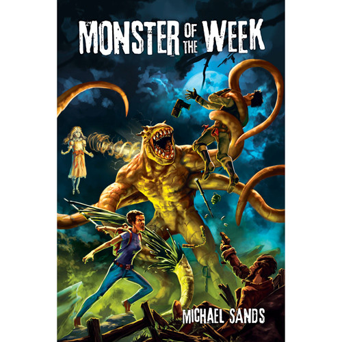 Monster of the Week RPG (2015 Revised Edition)