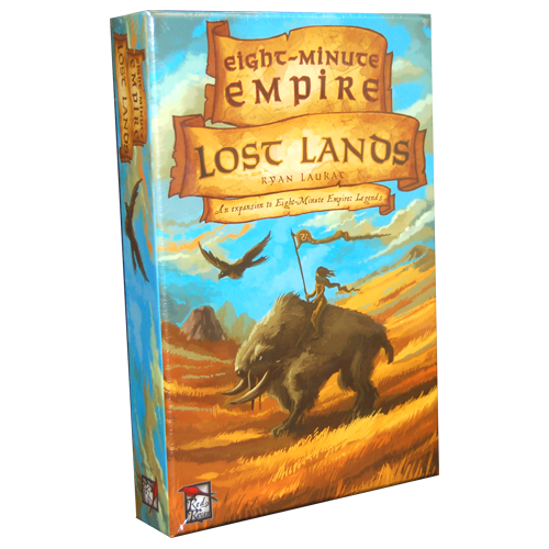 Eight Minute Empire: Lost Lands Expansion