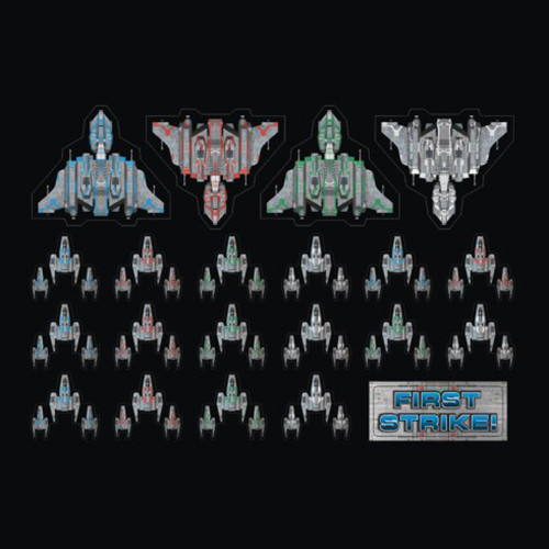 Gunship: First Strike! - Tokens Expansion