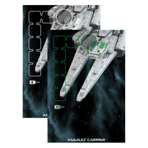 Gunship: First Strike! - Carriers Expansion