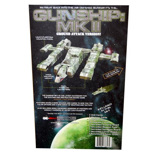 Gunship: MKII - Ground Attack Version