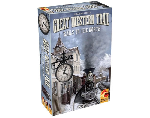 Great Western Trail: Rails to the North Expansion