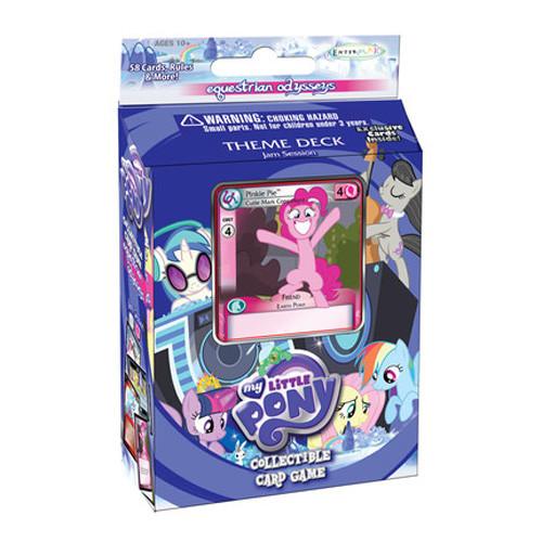 My Little Pony CCG: Equestrian Odysseys - Theme Deck A