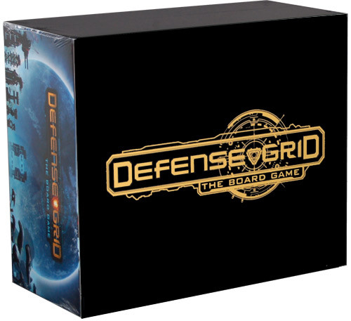 Defense Grid: The Board Game