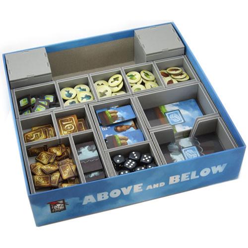 Box Insert: Above and Below & Token Set