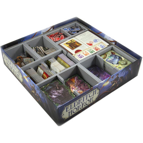 Box Insert: Eldritch Horror & Single Small Box Exp