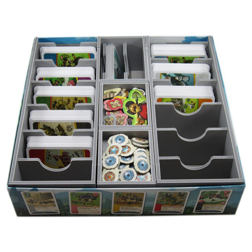 Box Insert: Imperial Settlers or 51st State & Expansions