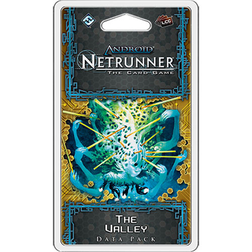Android: Netrunner LCG - The Valley Data Pack