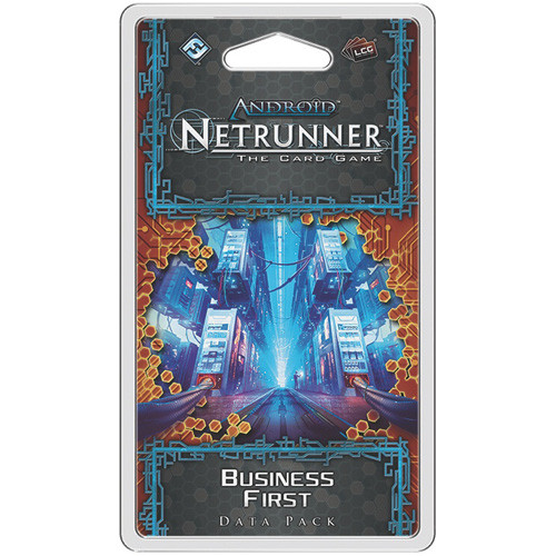 Android: Netrunner LCG - Business First Data Pack