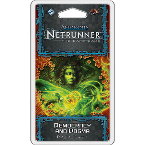 Android: Netrunner LCG - Democracy and Dogma Data Pack