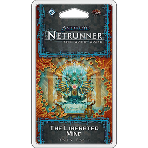 Android: Netrunner LCG - The Liberated Mind Data Pack