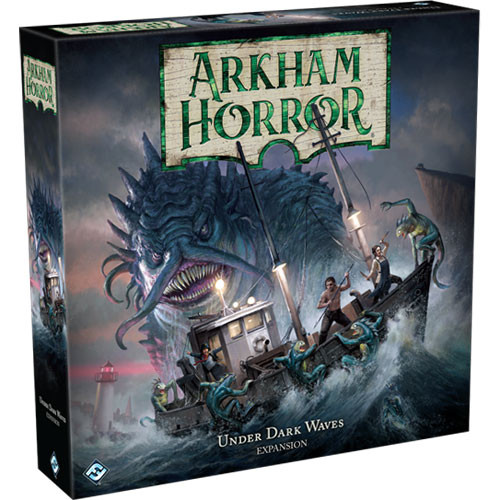Arkham Horror (3rd Edition): Under Dark Waves Expansion