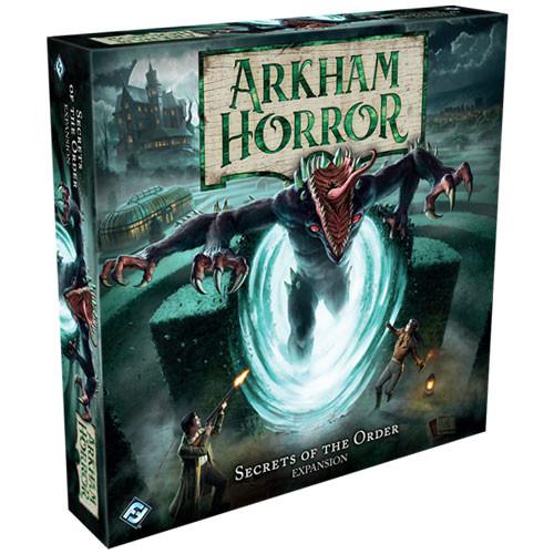 Arkham Horror 3E: Secrets of the Order Expansion