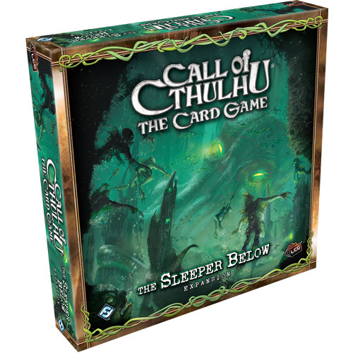 Call of Cthulhu LCG - The Sleeper Below Deluxe Expansion