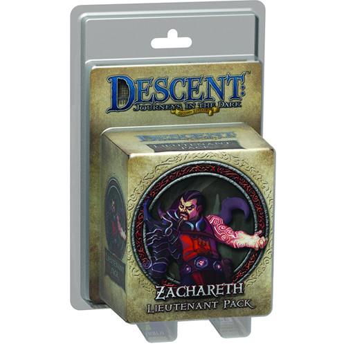 Descent: Journeys in the Dark (2nd edition) - Zachareth Lieutenant Pack