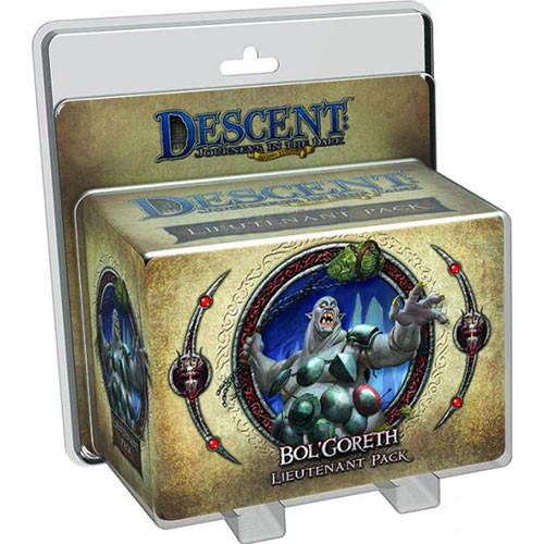 Descent: Journeys in the Dark (2nd edition) - Bol'Goreth Lieutenant Pack