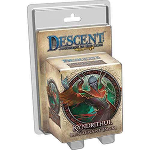 Descent: Journeys in the Dark (2nd Ed) - Kyndrithul Lieutenant Pack